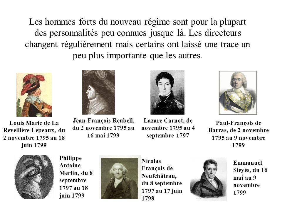 Les hommes forts du nouveau régime sont pour la plupart des personnalités peu connues jusque là.
