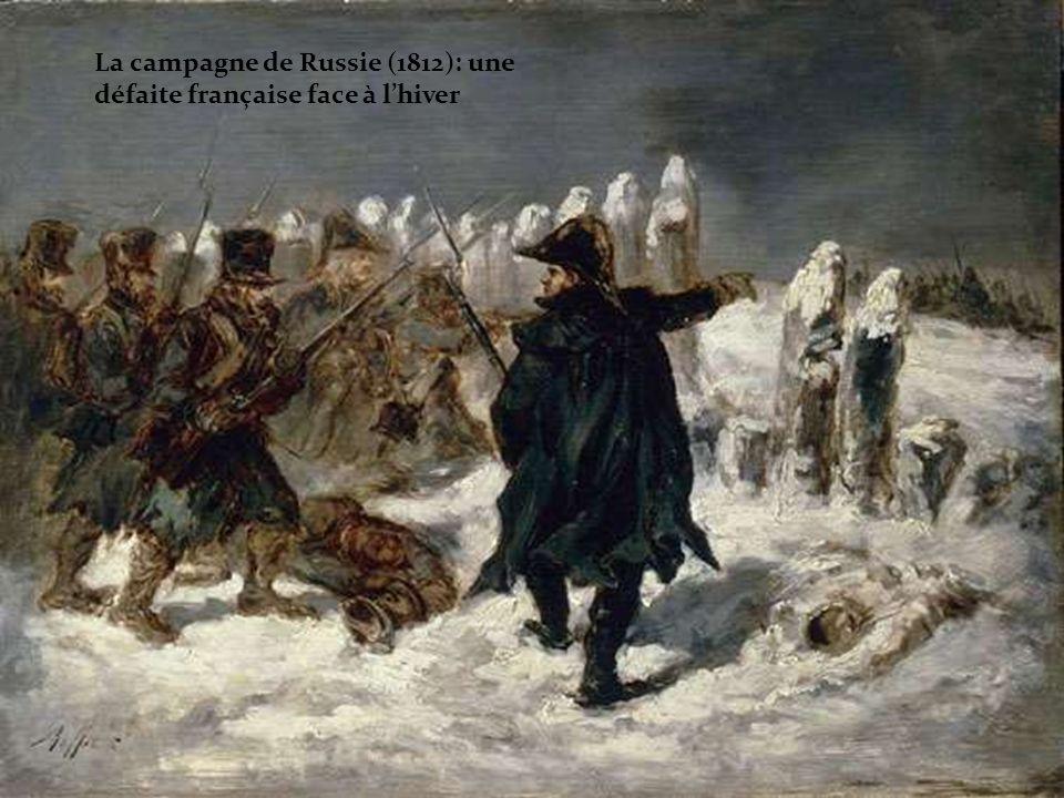 La campagne de Russie (1812): une défaite française face à lhiver