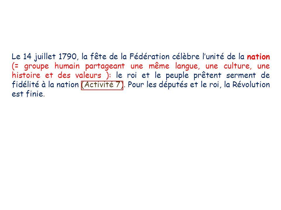2. La France révolutionnaire en guerre