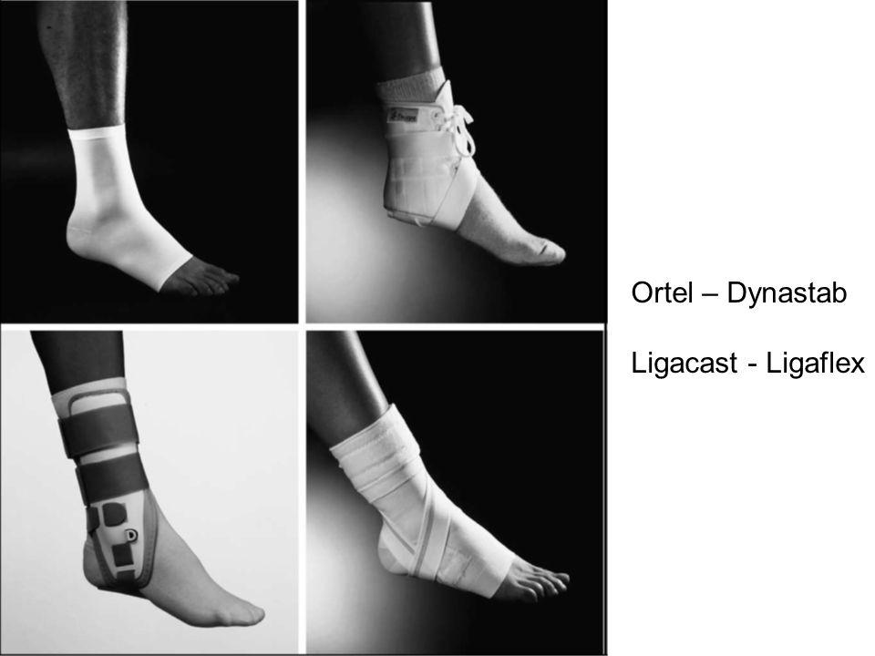Ortel – Dynastab Ligacast - Ligaflex
