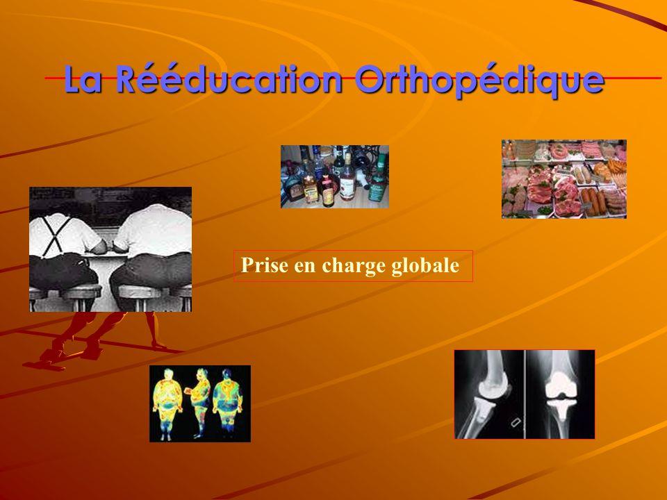 La Rééducation Orthopédique Prise en charge globale