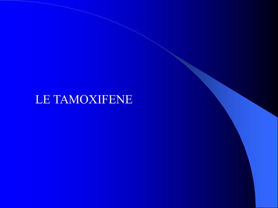 LE TAMOXIFENE