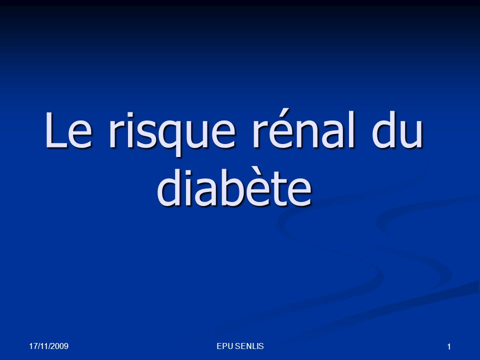 17/11/2009 52EPU SENLIS Inhiber le système rénine angiotensine EUA normale IEC (EUCLID) : type 1 IEC (BENEDICT) : type 2 Micro albuminurie IEC : type 1 et 2 ARA 2 : type 2 IEC + ARA 2 ??.