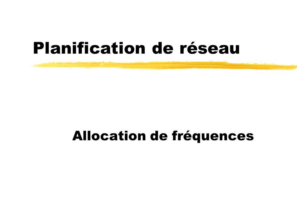Stéphane Ubéda et Fabrice Valois ARM Chapitre 712 Schema general Déploiement des stations Analyses de la propagation Gestion des frequences Analyses d