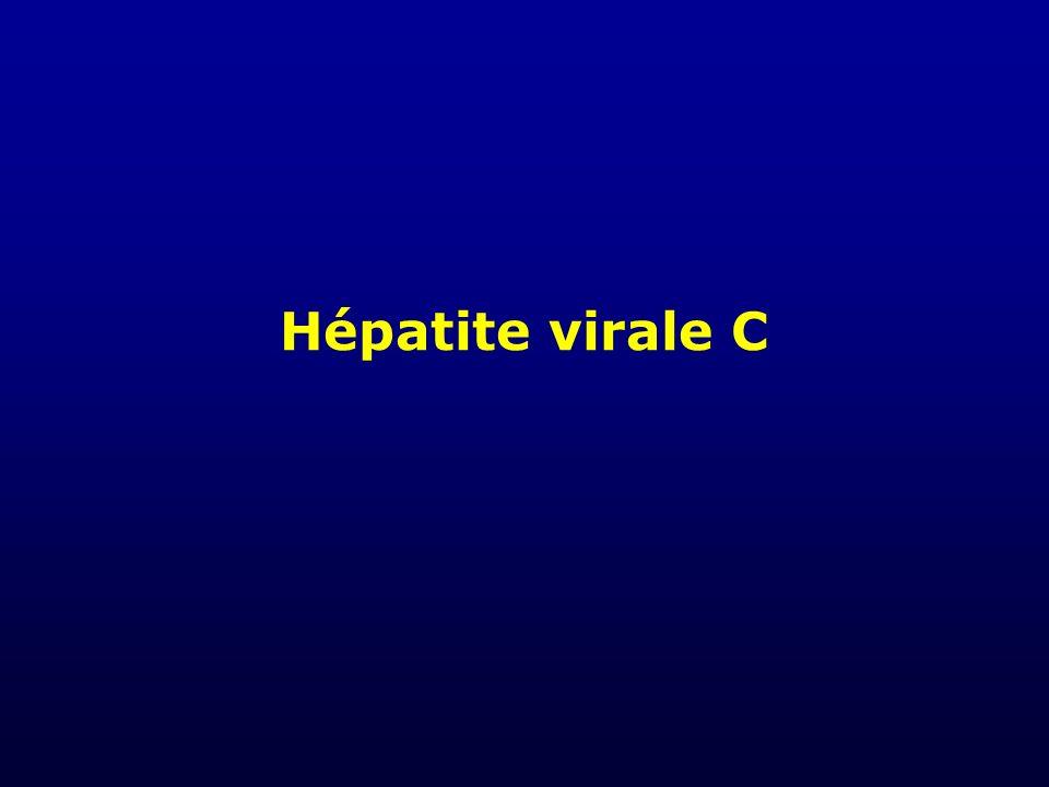 Hépatite virale C