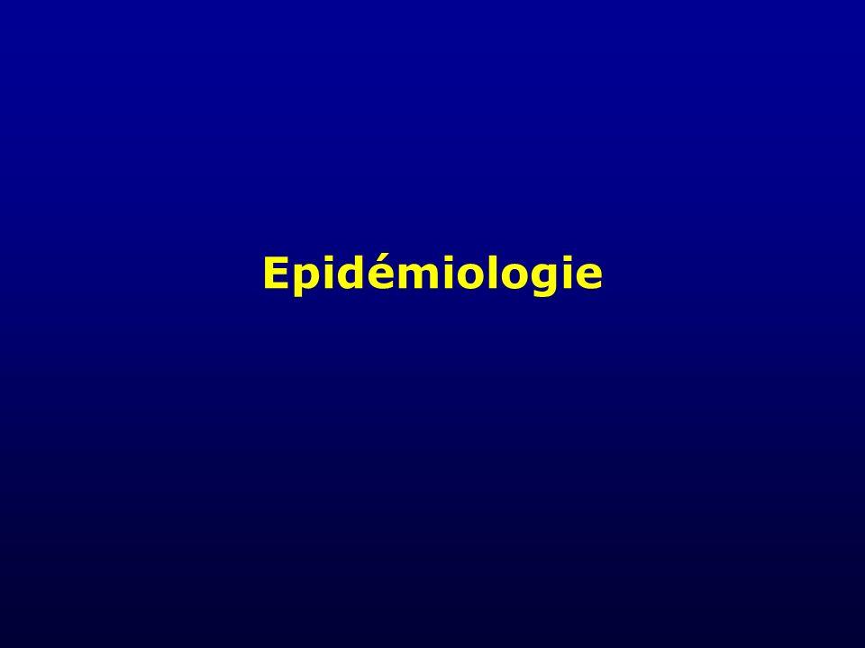 Epidémiologie de linfection par le VHC - 170 millions dans le monde.
