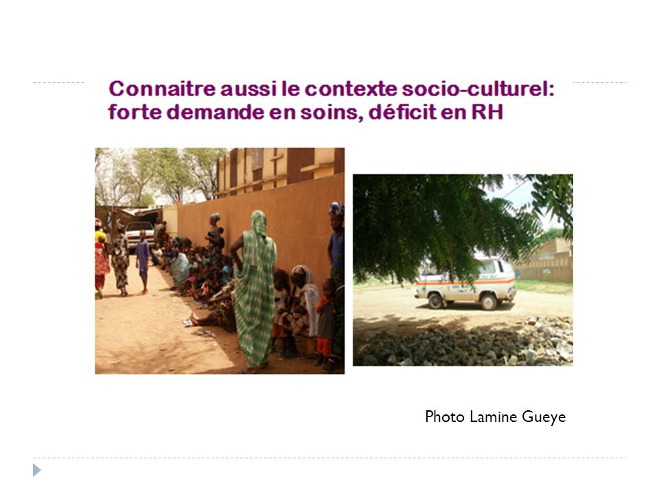 Photo Lamine Gueye