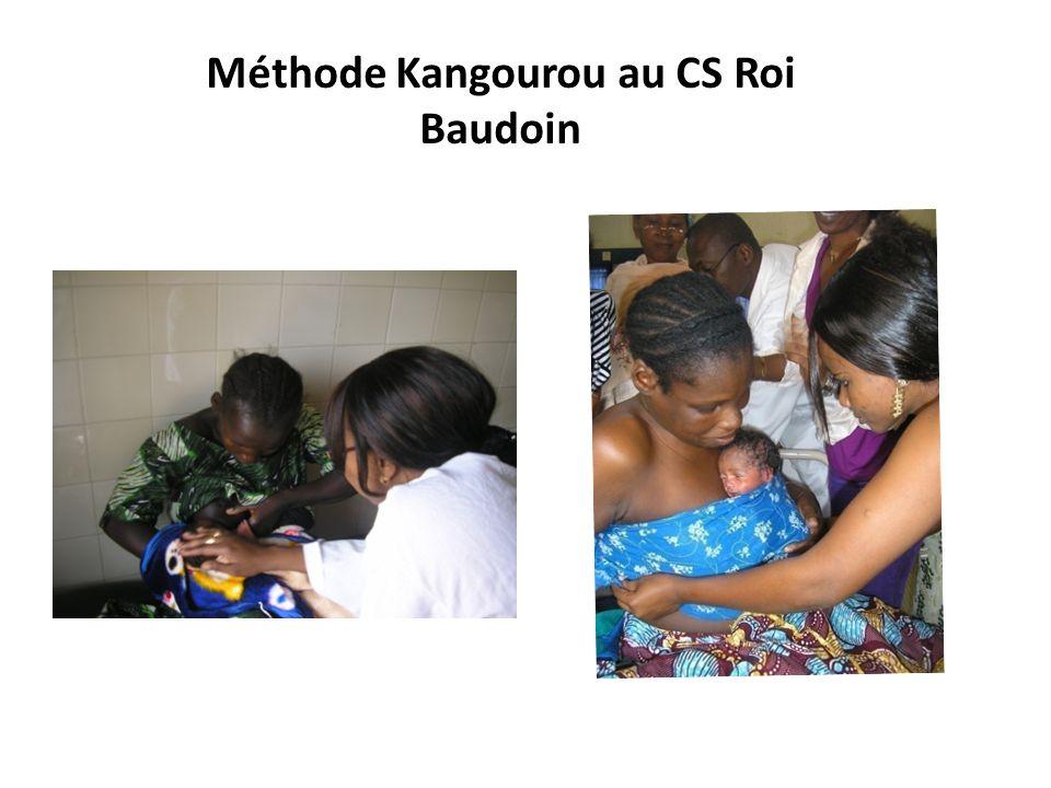 Méthode Kangourou au CS Roi Baudoin