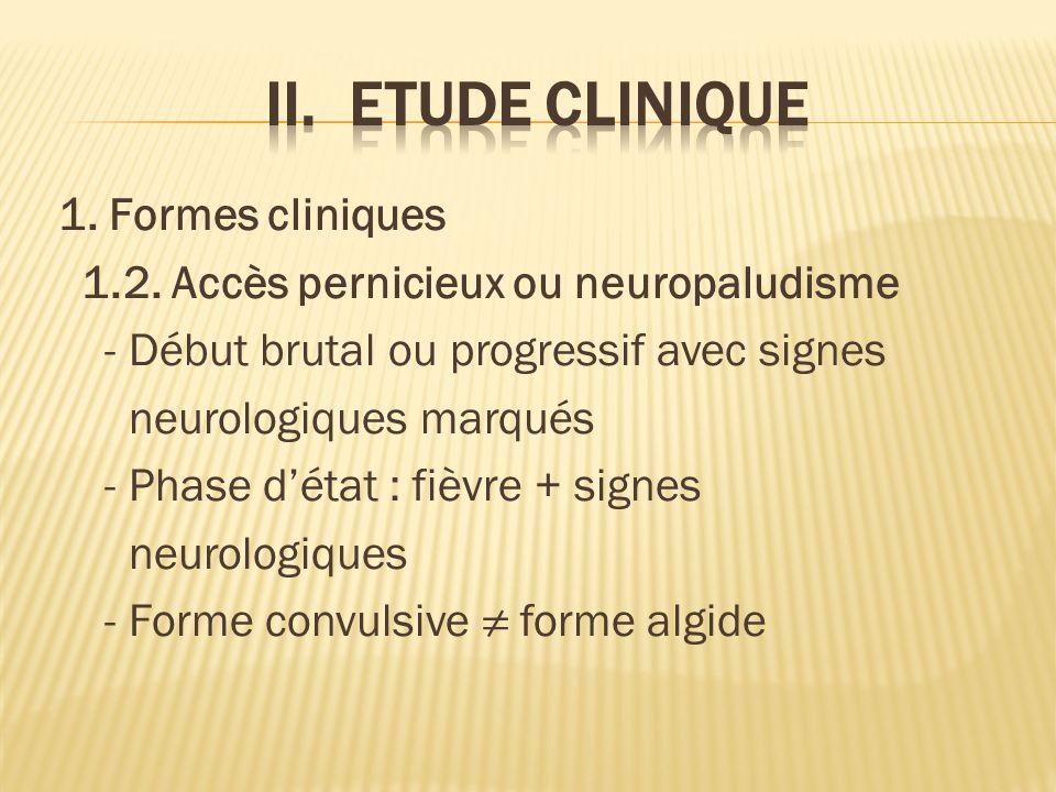 1.Formes cliniques 1.2.