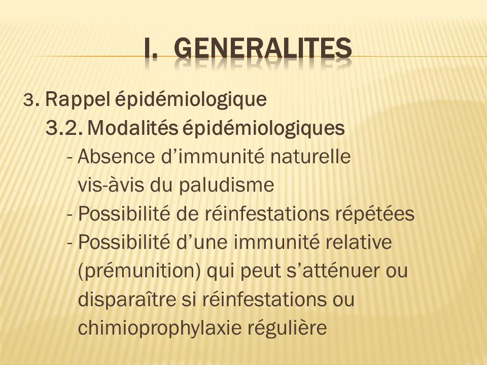 3.Rappel épidémiologique 3.2.