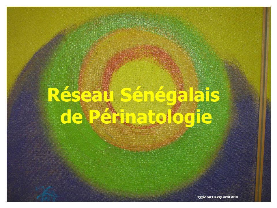 Typic Art Galery Avril 2010 Réseau Sénégalais de Périnatologie