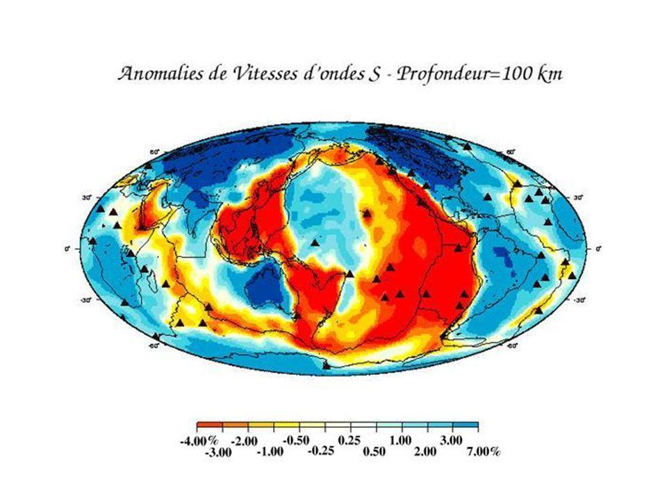 Survolez l image et cliquez ! Coupe synthétique obtenue par tomographie sismique