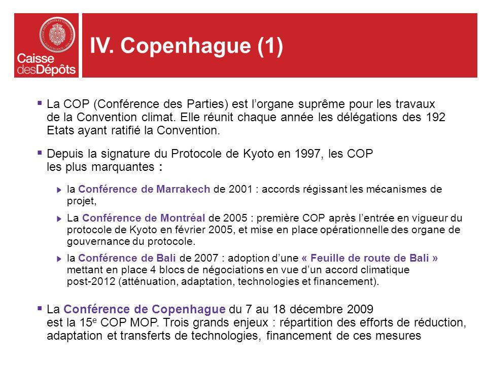 La COP (Conférence des Parties) est lorgane suprême pour les travaux de la Convention climat. Elle réunit chaque année les délégations des 192 Etats a