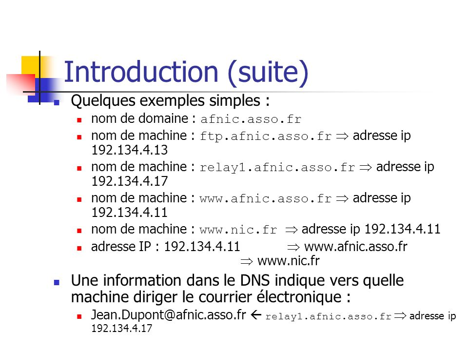 /etc/named.conf Ce fichier remplace /etc/named.boot pour les version 8 de BIND.