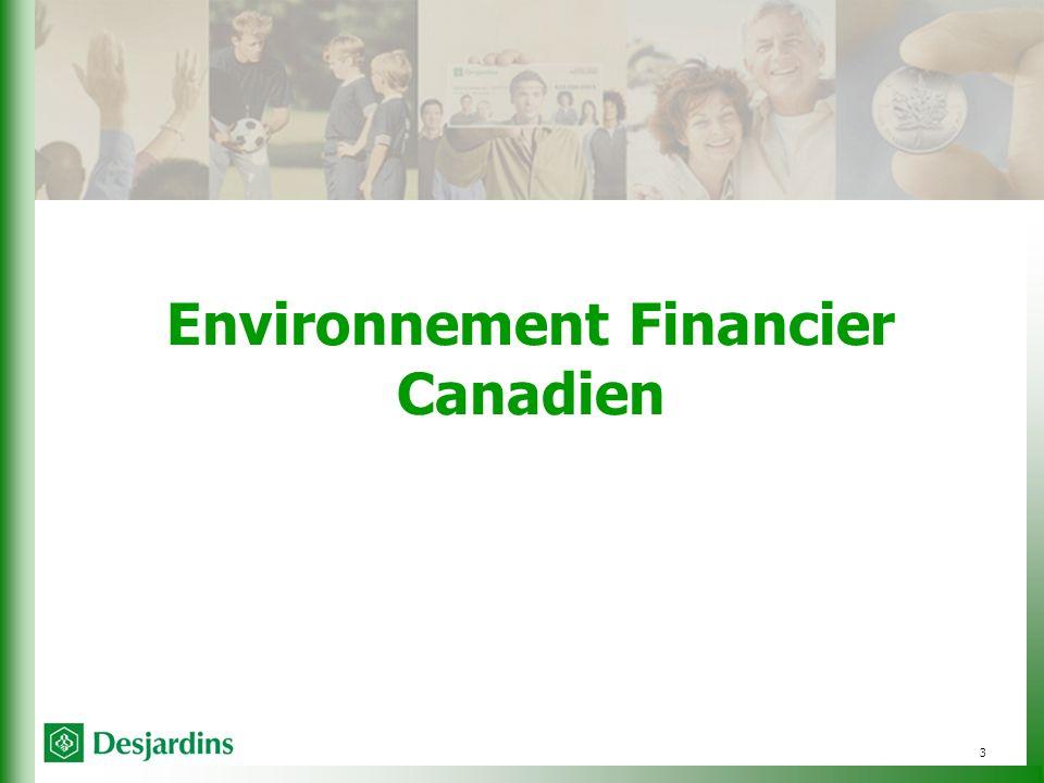 3 Environnement Financier Canadien