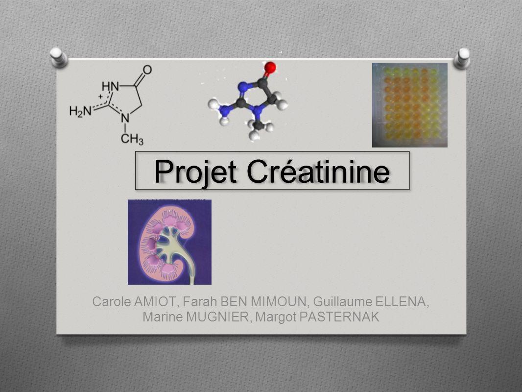 évolution cinétique et influence du spectromètre
