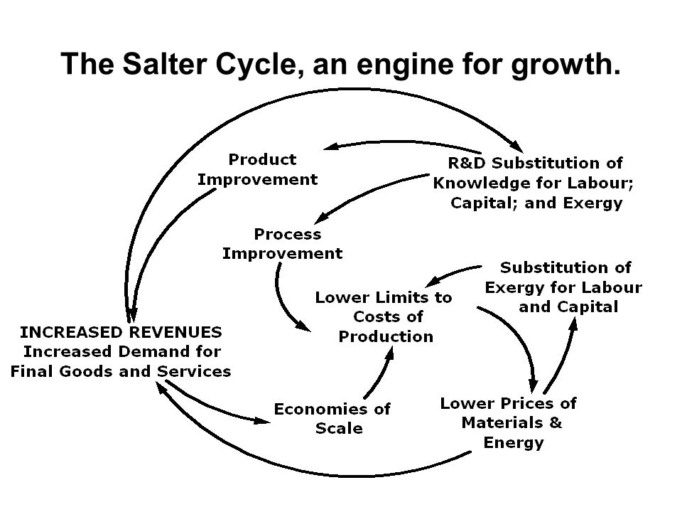 The Salter Cycle, an engine for growth.