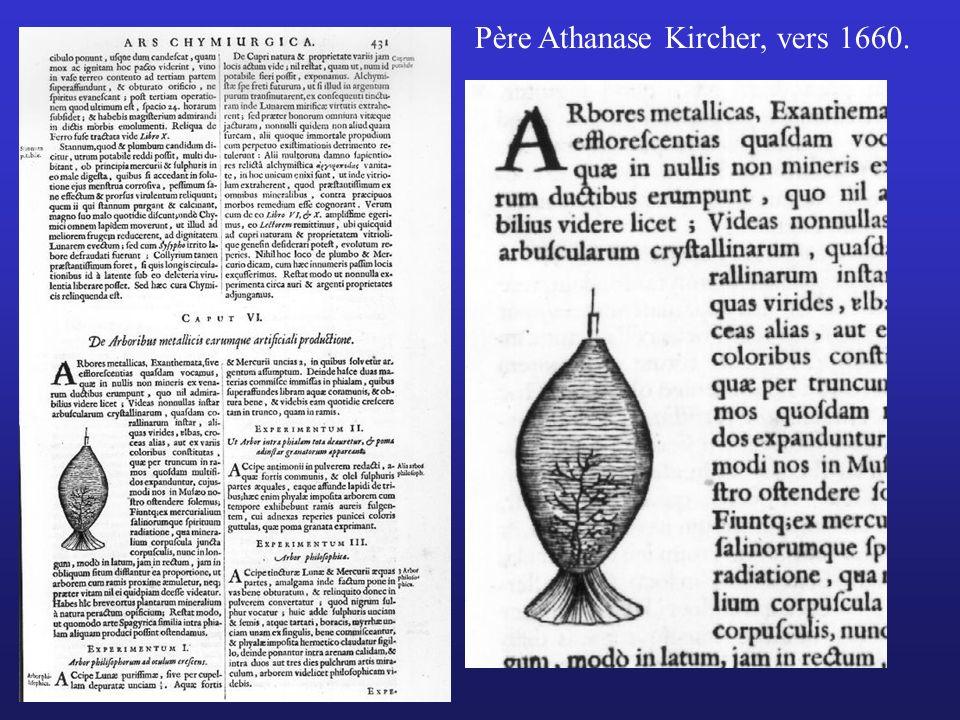 Kepler, De Nive Sexangula Erasme Bartolin, De Figura nivis Première intuition de la relation matière-forme Cf Galillée : »Le grand livre e la nature ne peut être lu que par ceux qui connaissent la langue dans laquelle il est écrit.