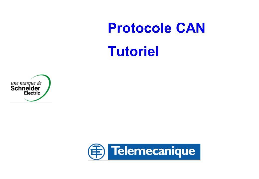 Protocole CAN Tutoriel