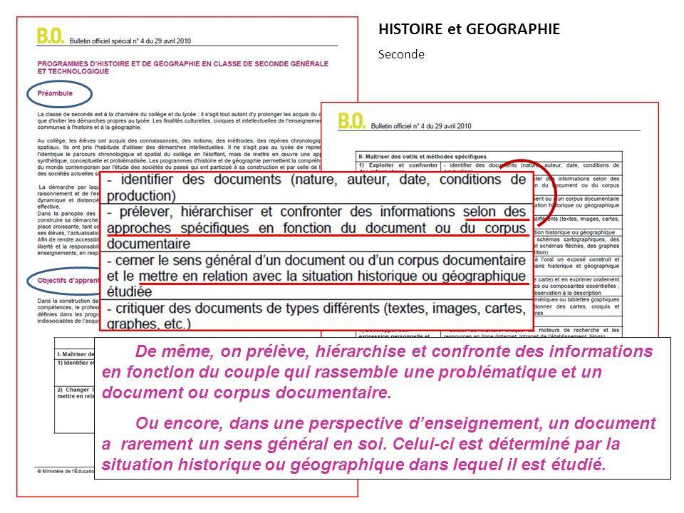 HISTOIRE et GEOGRAPHIE Seconde + 2 H : 2 évaluations ou 4 H 2 H 1 H 2 H D Un navigateur européen et ses voyages… Une question qui pourrait devenir redondante avec le collège (« Un voyage de découverte et ses conséquences », en cinquième).