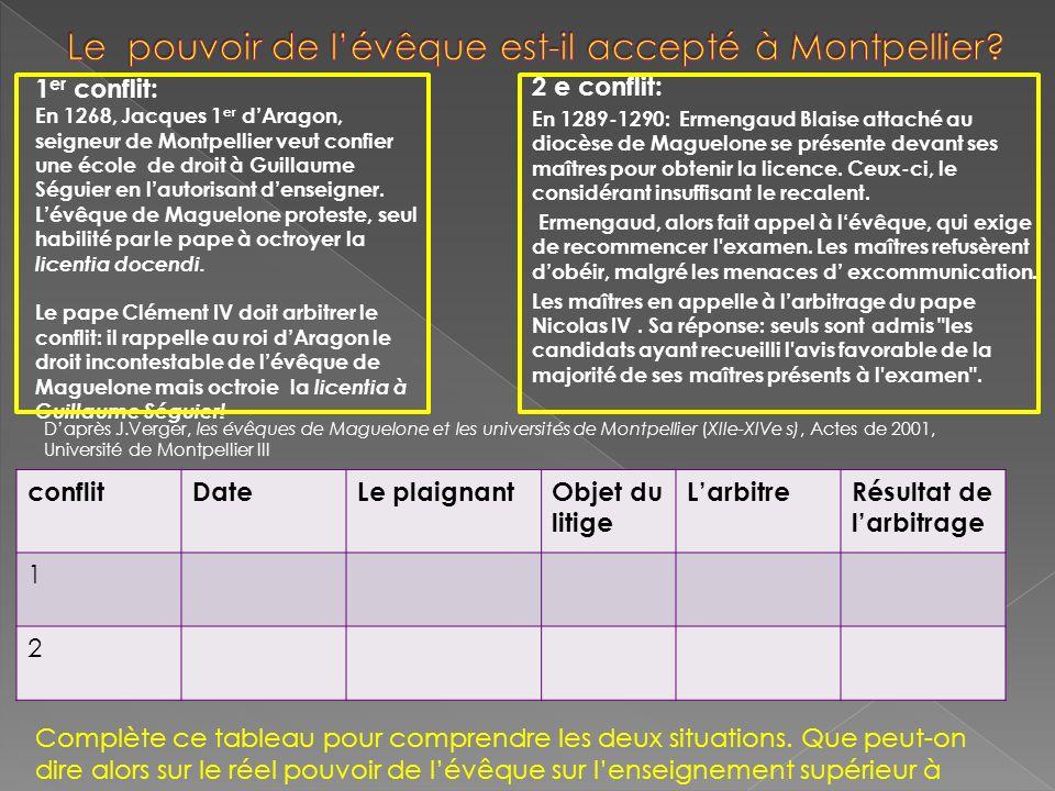 2 traces écrites: le tableau et le bilan à partir de la frise chronologique et lanalyse des deux conflits