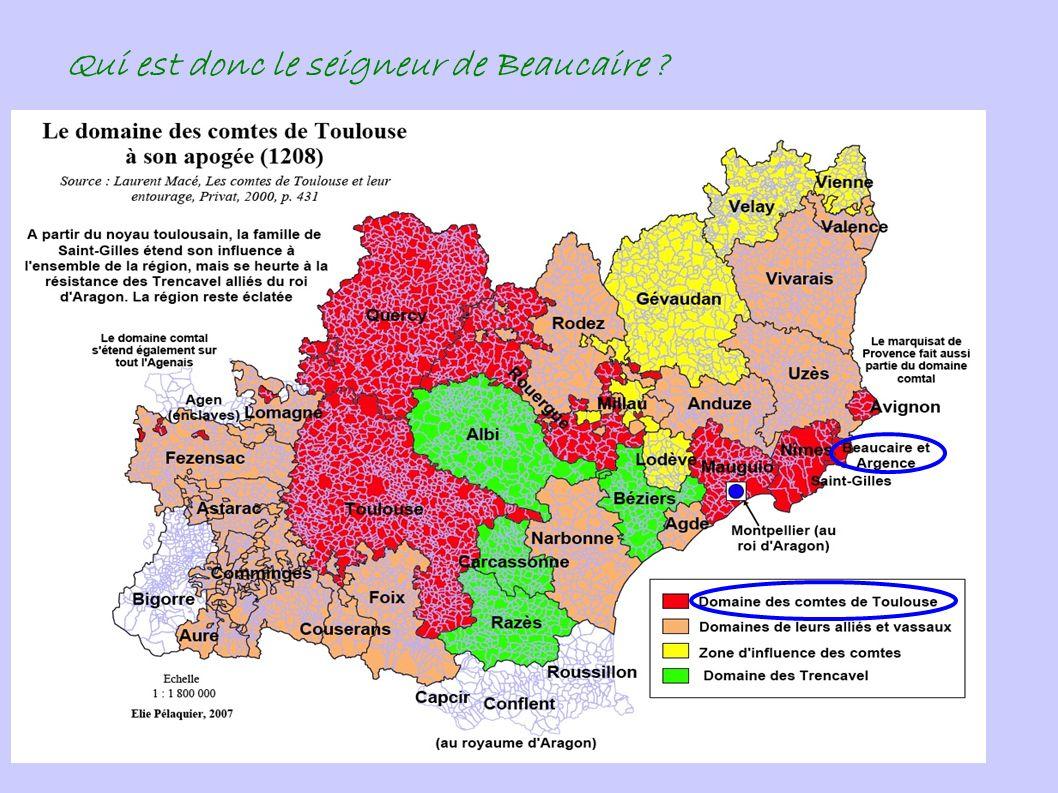 La Croisade des Albigeois est donc un des épisodes marquants de l extension du domaine royal