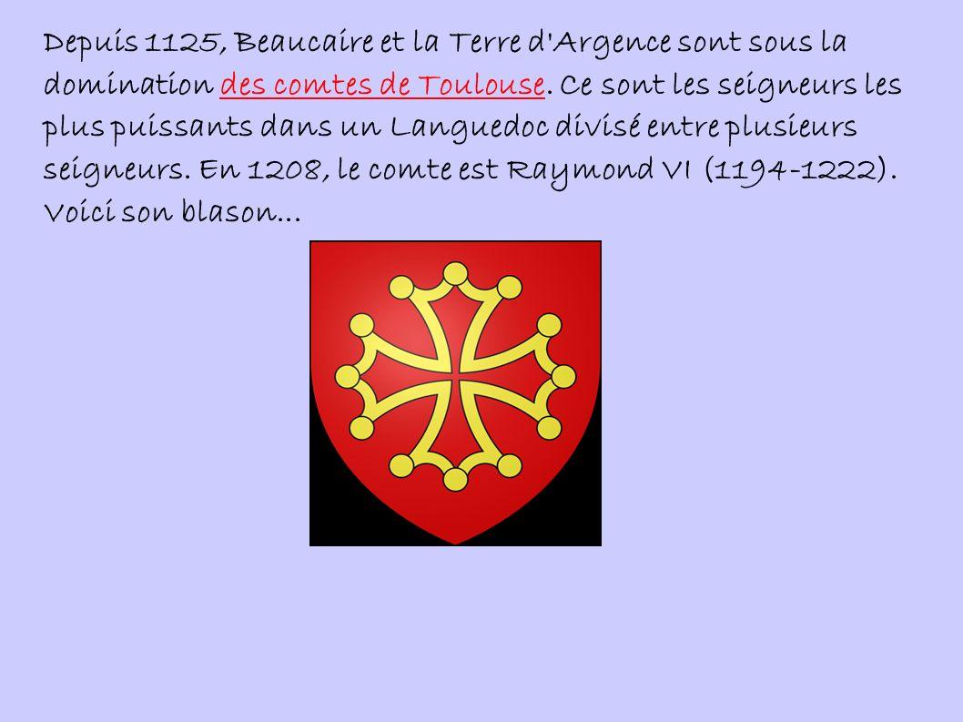 En 1229, Raymond VII va à Paris.