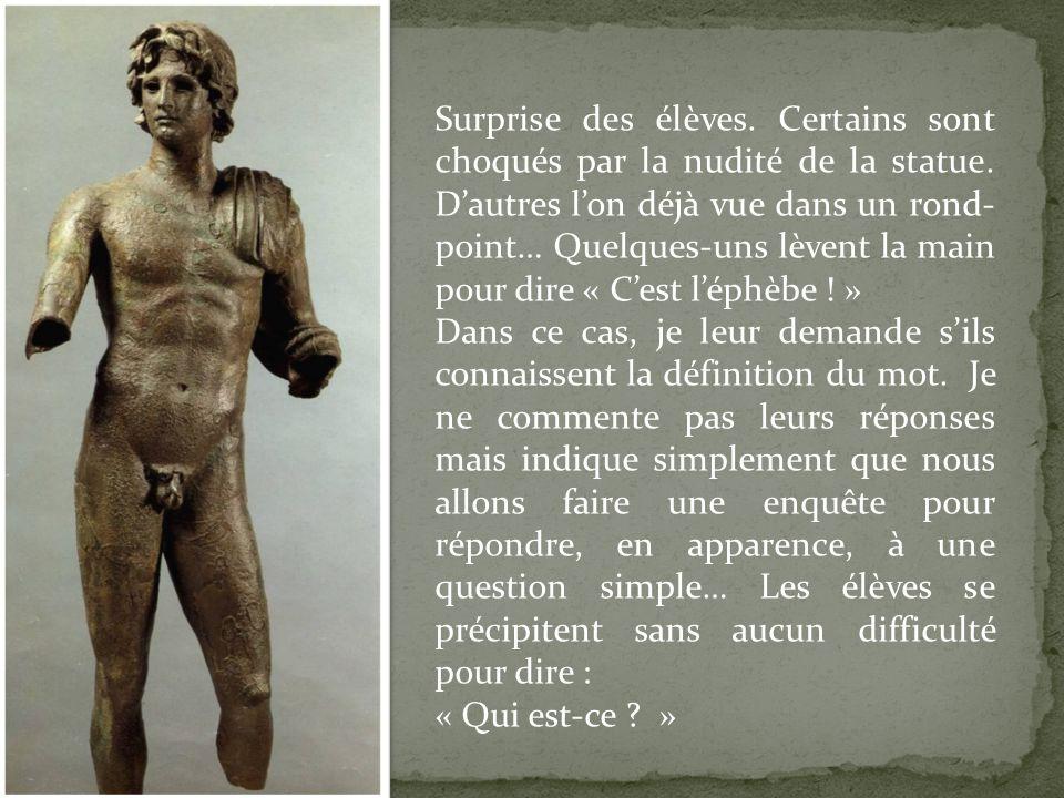 Trace écrite : B) Alexandre le Grand .