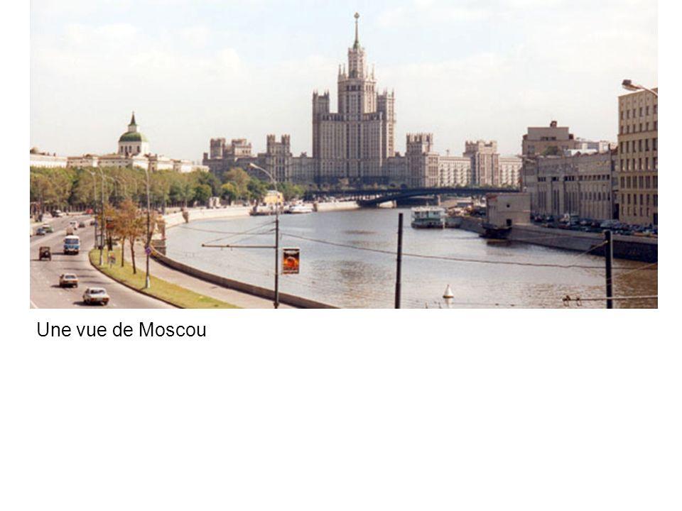 Comment est organisé lespace russe?