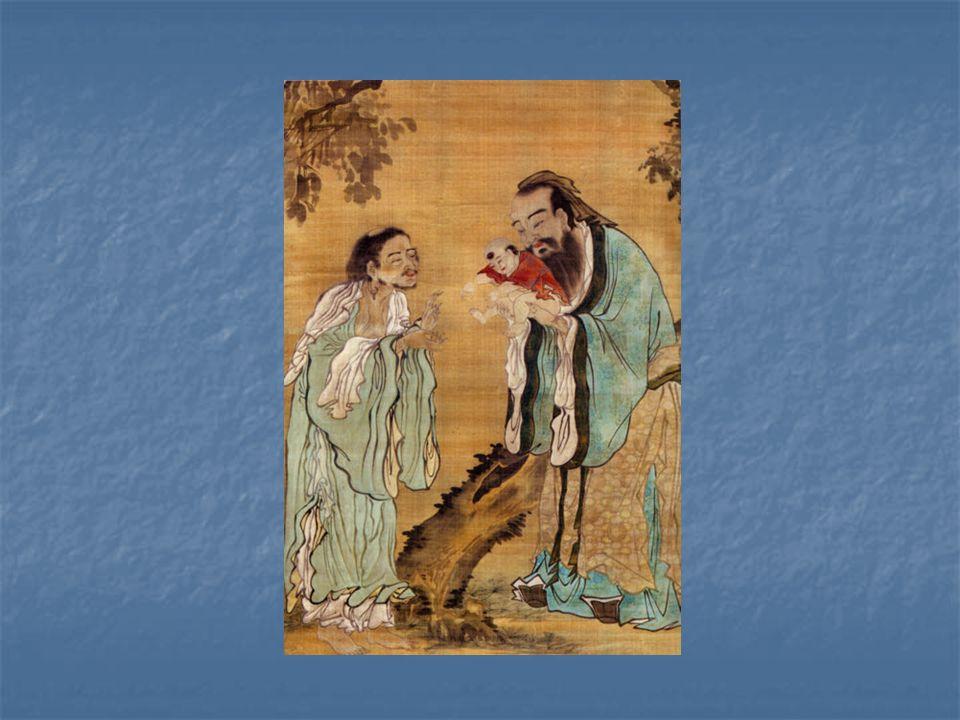 La Chine des Han (-206 à 220) Chine du loess Un Etat impérial centralisé organisant un empire uni Unité du monde chinois, sentiment de continuité de la civilisation Empereur Wu Les mandarins Tradition dun Etat organisateur reposant sur un corps de lettrés - fonctionnaires Figure du mandarin 3 enseignements, 1 enseignement Permanence dune morale publique et privée, et de croyances Confucius ou son œuvre (551-479) Une floraison intellectuelle Une culture La bannière de Mawangdui Sima Qian Le papier