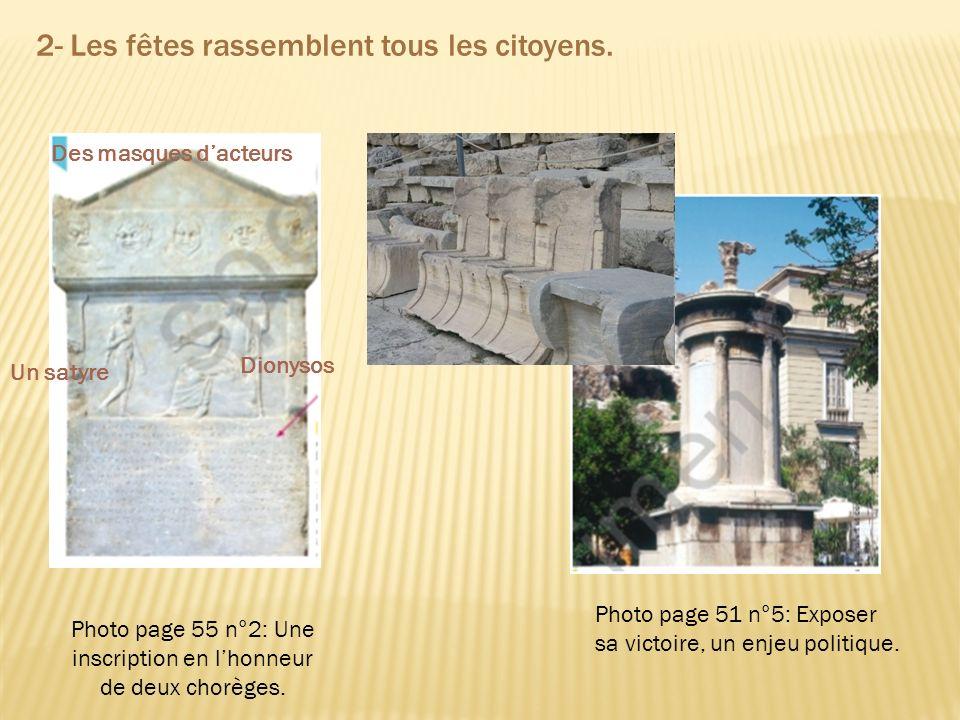 Texte page 50 n°1: Eschyle, Les Euménides.Photocopie: Aristophane, Les Guêpes.
