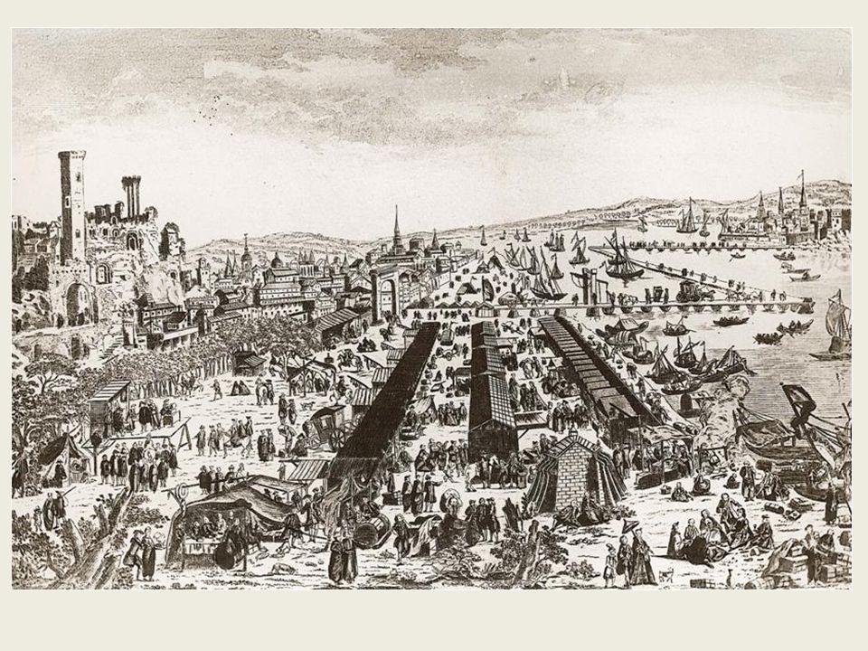 Au cours de la première moitié du XIXème siècle, la foire décline peu à peu.