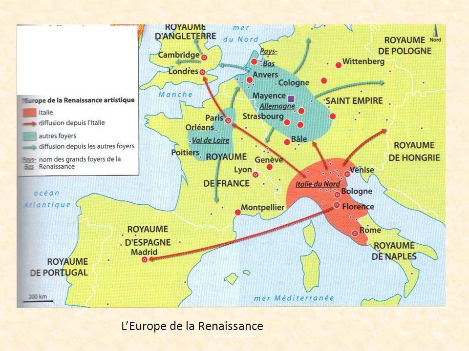 Léonard 201013 LEurope de la Renaissance