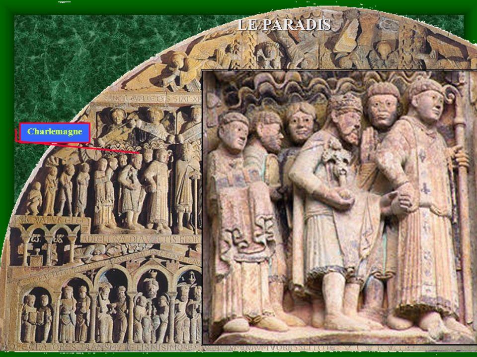 LE PARADIS La Vierge Saint Pierre