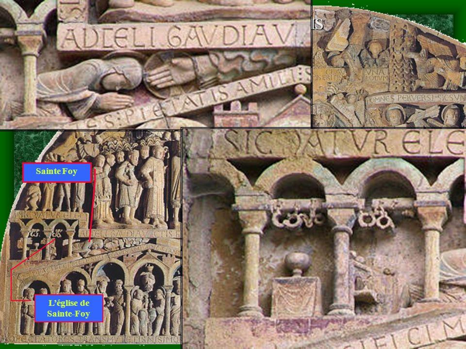 LE PARADIS Abraham et autres personnages de la Bible