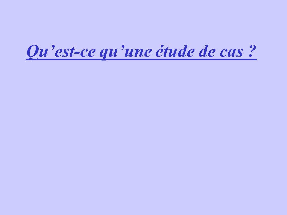 ETUDE DE CAS EN GEOGRAPHIE animation réalisée daprès le site Géoconfluences (texte de Michel Hagnerelle)