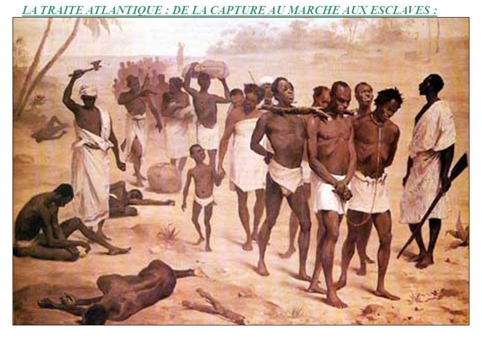 On avait beau redoubler les précautions par les fers, les chaînes, les entraves, les fortes cloisons et les rambardes, tous ces obstacles étaient vaincus par lesprit de liberté et le caractère féroce des esclaves que nous traitions et qui se trouvaient enfermés dans lentrepont des navires […] LAnglais Barry avait une cargaison denviron 200 Noirs contenus par un équipage bien portant parce quil avait été très peu de temps en Afrique.