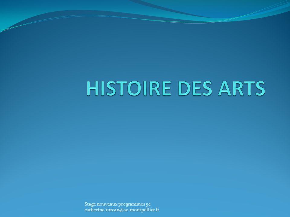 Stage nouveaux programmes 5e catherine.turcan@ac-montpellier.fr