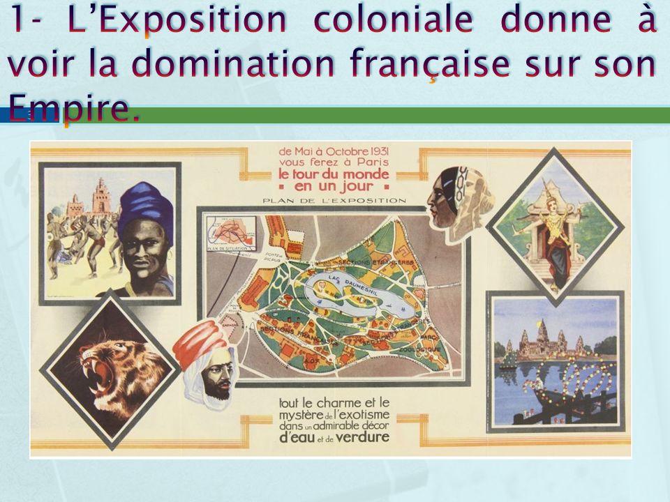 Video: lExposition coloniale de 1931.