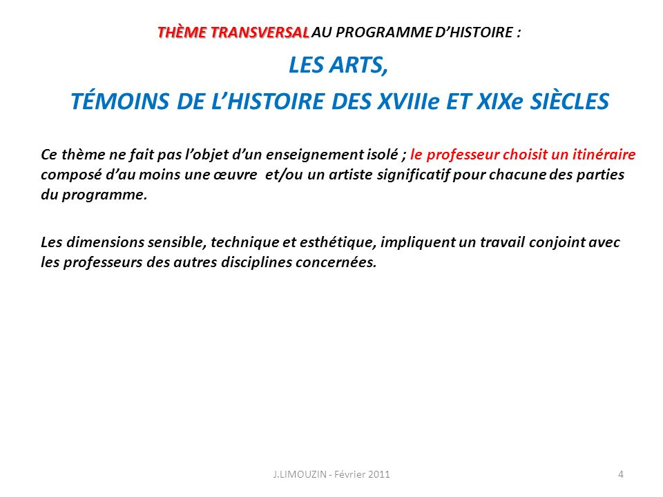 Première partie : quatre sous thèmes pour 9 H 3 Thème 1 - LEUROPE DANS LE MONDE AU DÉBUT DU XVIIIe SIÈCLE (3H) Samedi 1er octobre.