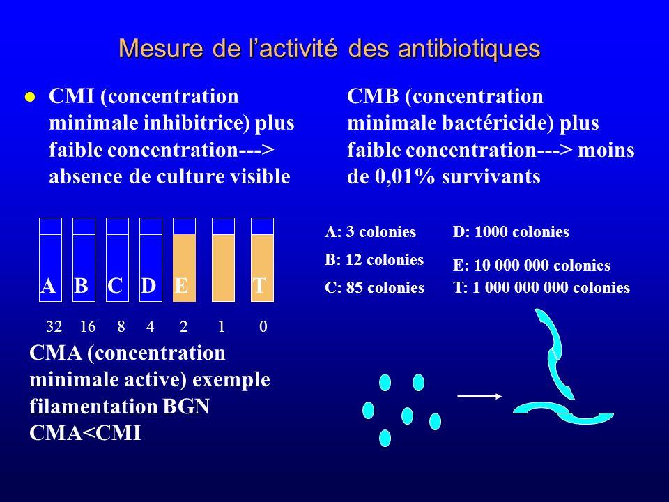 Aminosides A.StreptomycineB. AmikacineC. Gentamicine D.