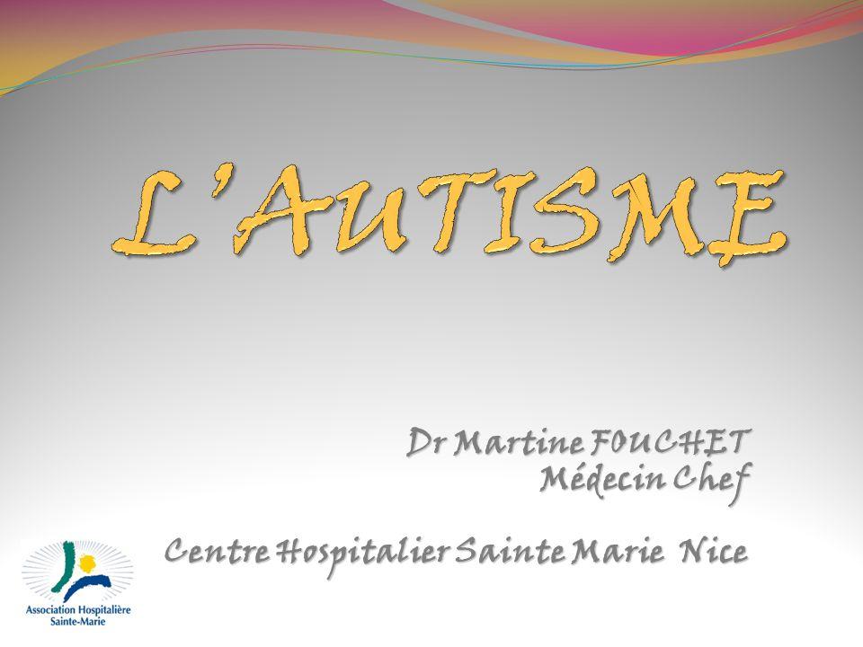 Dr Martine FOUCHET Médecin Chef Centre Hospitalier Sainte Marie Nice
