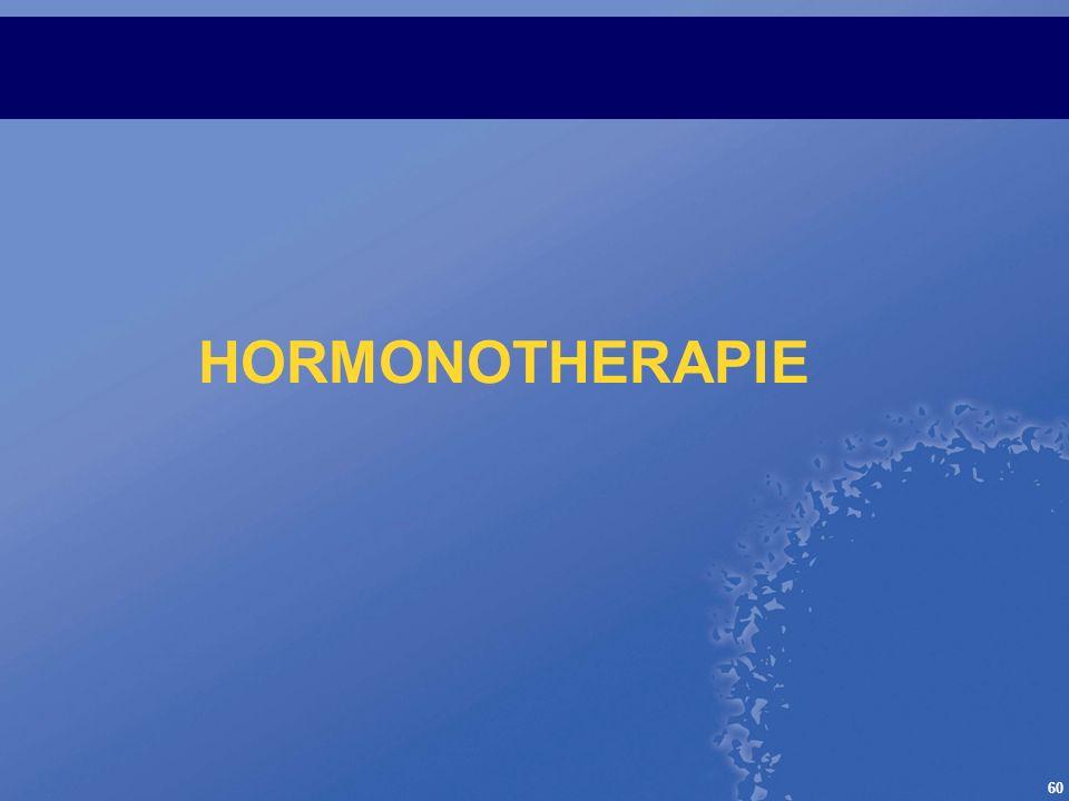 60 HORMONOTHERAPIE