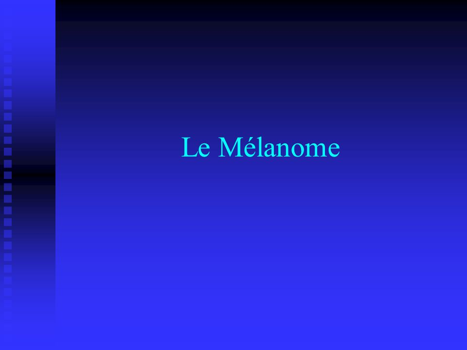 Définitions Mélanocytes : cellules siégeant dans la peau (épiderme), la muqueuse de la sphère ORL, la rétine, les méninges et dont la fonction est de produire un pigment : la mélanine.