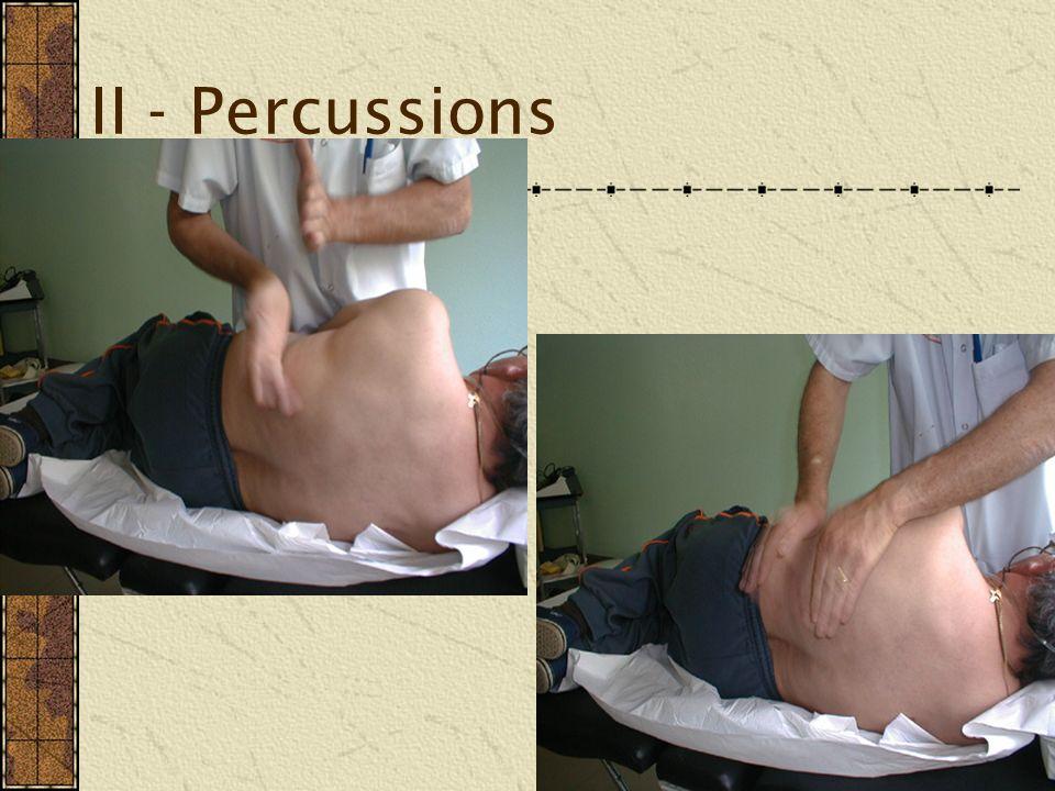 II - Percussions
