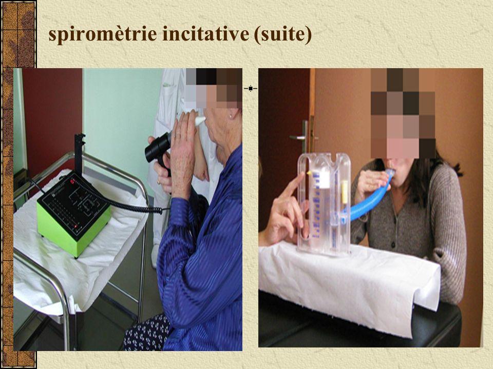 spiromètrie incitative (suite)