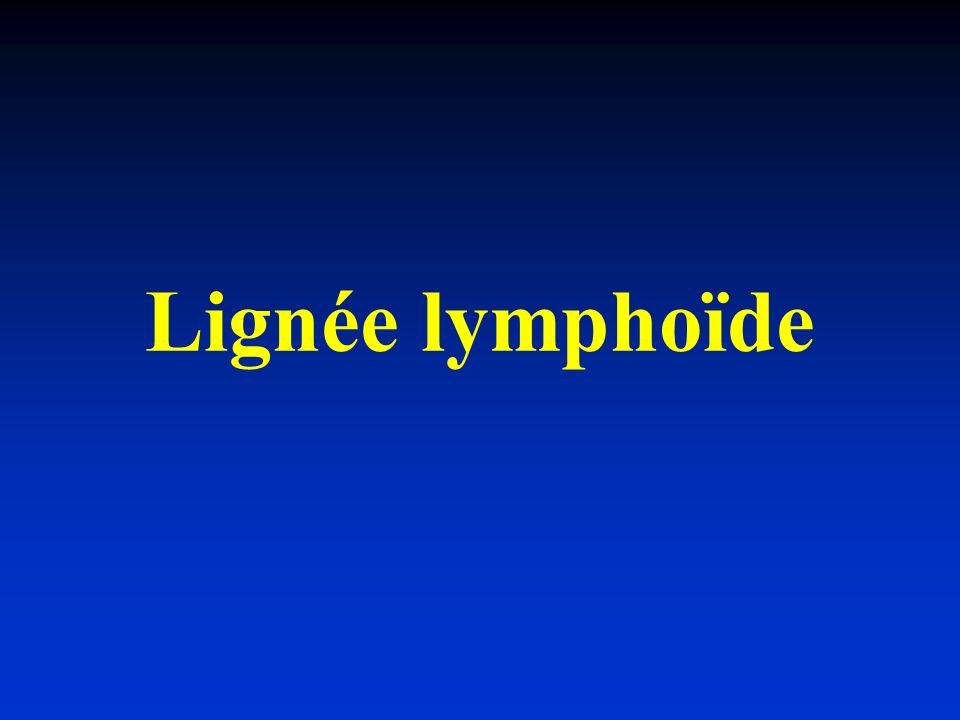 Lignée lymphoïde