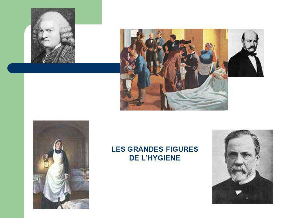 LES GRANDES FIGURES DE LHYGIENE