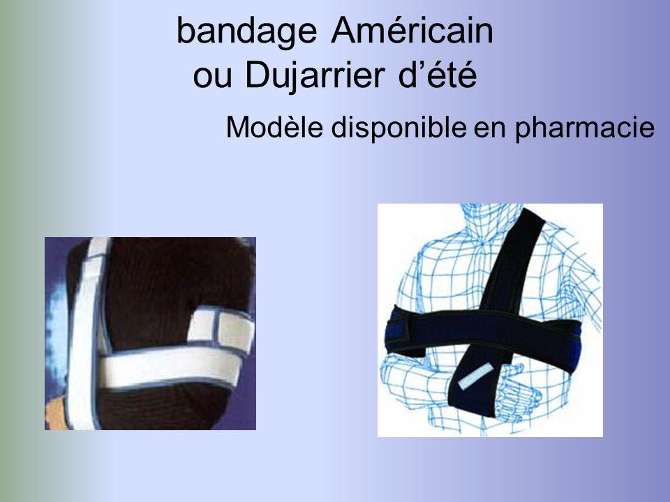 Modèle disponible en pharmacie