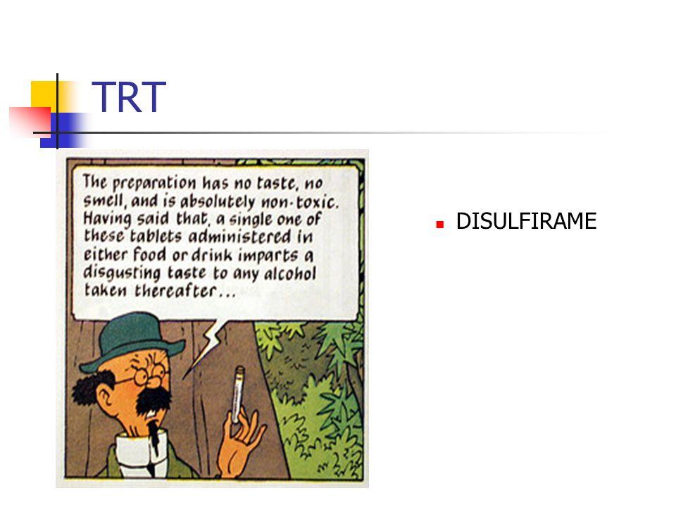 TRT DISULFIRAME
